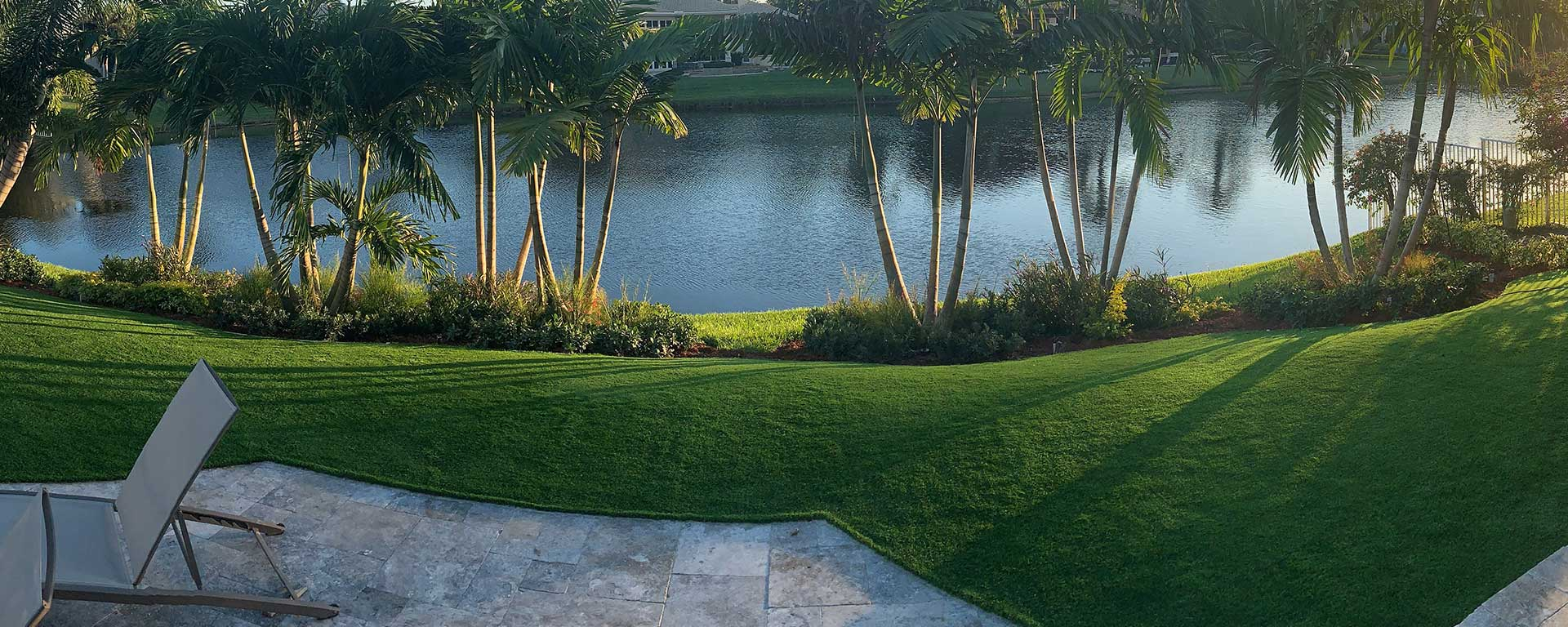 Boca Raton Artificial Grass Installation, Putting Green Installation and Synthetic Turf Installation
